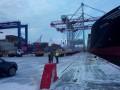 В Одессу прибыло канадское судно с грузом для украинской армии