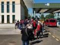 Закрытый путь в Европу через Венгрию выстроил очередь из украинцев