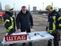 На складах ж/д станции в Одессе произошел масштабный пожар