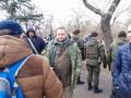 В Одессе на Аллее Славы произошли стычки из-за
