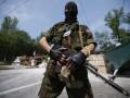 На Донбассе сепаратисты