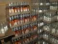 В Киеве обнаружили подпольный центр по изготовлению водки
