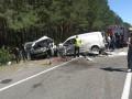В Ровенской области в ДТП погибли пять человек