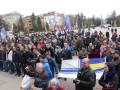 Экипаж корвета Тернополь прибыл на материк