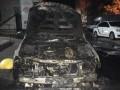 Полиция назвала предполагаемых организаторов поджога авто Схем