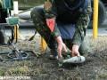 Житель Мариуполя ранен из-за взрыва мины в Донецкой области