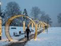 В Сербии три человека замерзли насмерть