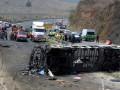 В Мексике в результате ДТП с автобусом погибли 23 человека