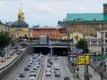 В Киеве планируют создать пешеходное кольцо от Подола до Печерска