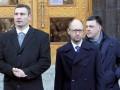 Оппозиция не идет на круглый стол Кравчука
