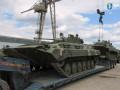 Военные получили партию БМП от Укроборонпрома