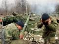 Боевики усилили обстрелы в районе Марьинки и Красногоровки