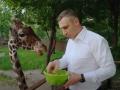 Кличко показал, как выглядит зоопарк после реконструкции