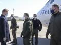 Зеленский уехал на Донбасс и в Запорожскую область
