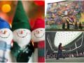 Хорошие новости 11 ноября: выходные на Новый год, обновленный ЦУМ и новый мурал в Киеве