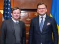 Кулеба обсудил с замгоссекретарем США итоги нормандской встречи