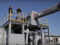 В США провели испытание боевой электромагнитной пушки