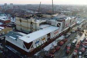 Пожар в Кемерово: здание ТЦ оказалось самостроем