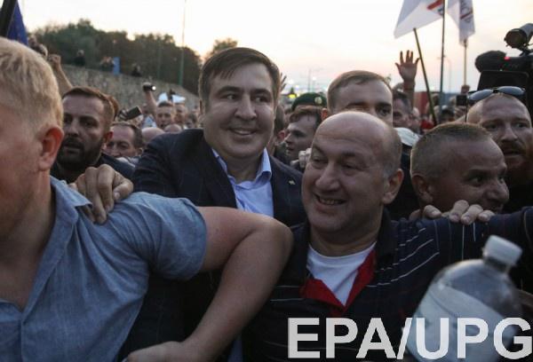 Саакашвили считает, что действовал в рамках закона