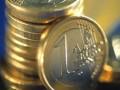 Наличный евро значительно упал