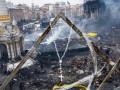 Банки возобновляют работу в центре Киева
