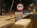 В Киеве рухнула остановка транспорта