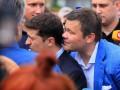 Богдан рассказал, что шептал на ухо Зеленскому на известном фото