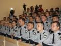 В Харькове состоялся выпуск первой сотни киберполицейских
