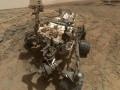 Ровер Curiosity сделал новое селфи на Марсе