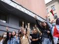 В Минске отпустили большинство задержанных студентов