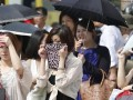 В Японии в больницы попали шесть тысяч человек из-за жары