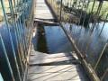 Под Львовом обрушился мост с людьми