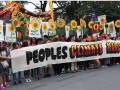 В Нью-Йорке прошел самый массовый в истории марш в защиту климата