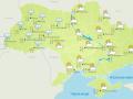 Дожди и ночные заморозки: прогноз погоды на 28 ноября