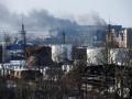 В аэропорту Донецка применили газ – пресс-центр АТО