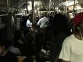 В метро Нью-Йорка сошли с рельс два поезда