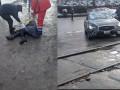 Infiniti с американскими номерами насмерть сбила подростка в Харькове