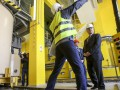 Порошенко на ЧАЭС показали новое хранилище отработанного топлива