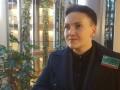 Савченко внесли в базу Миротворца