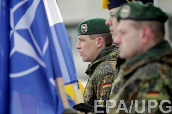 ВСУ продолжает реформировать под стандарты НАТО
