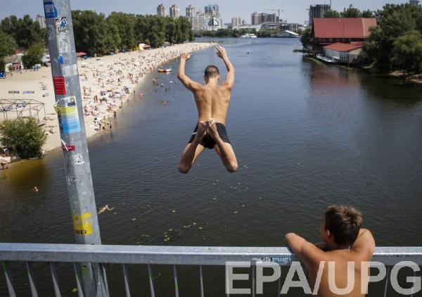 В Украине стремительно растет число смертельных случаев на воде
