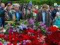 Металлические ограждения, комиксы и без драк: как в Киеве отметили 9 мая