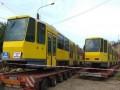 Во Львов прибыли первые б/у трамваи из Германии