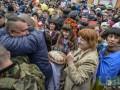 Белая Церковь объятиями встретила 300 бойцов 72-й бригады