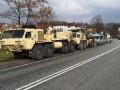 В Польше в ДТП попала военная техника США, есть пострадавшие
