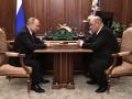 Путин назвал имя преемника Медведева
