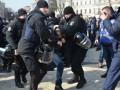 Радикалы устроили драку на Марше женщин в Киеве