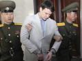 Умер освобожденный из плена КНДР американский студент