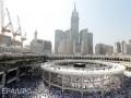 В Мекке строительный кран упал на мечеть: погибли почти 90 человек
