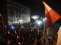 Протест в Польше: полиция силой разблокировала здание парламента